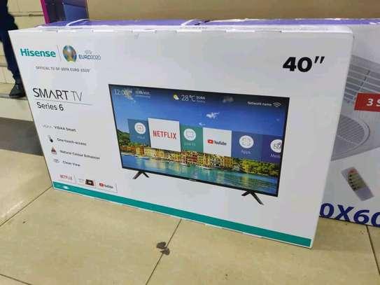 Hisense  40inch smart digital led tv image 1