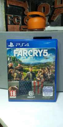 Far Cry 5 ps4 game image 1