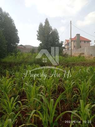 0.05 ha commercial land for sale in Kinoo image 6