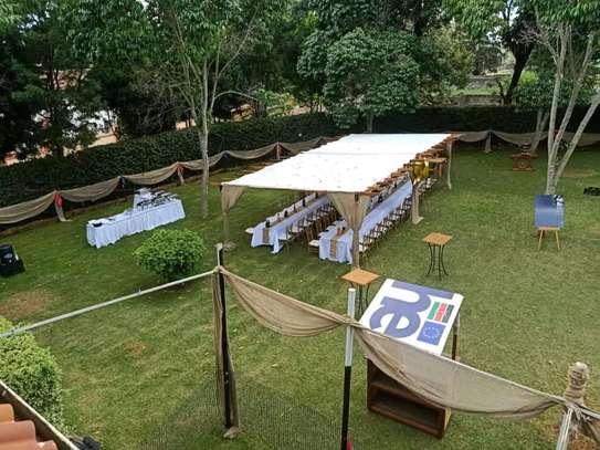 Pergola Tents for hire image 2