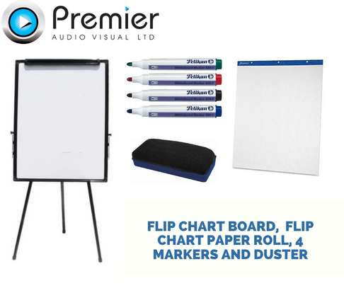 FLIP CHART BOARD PACKAGE FOR SALE image 1