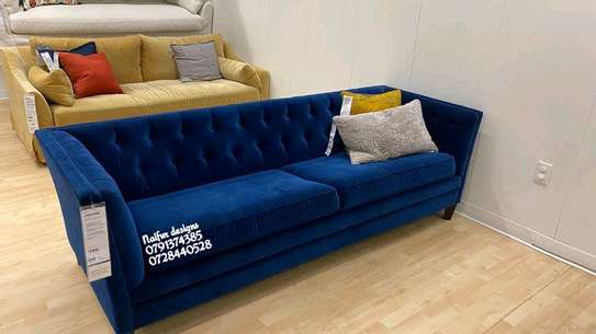 Three seater sofas/latest sofa designs image 1