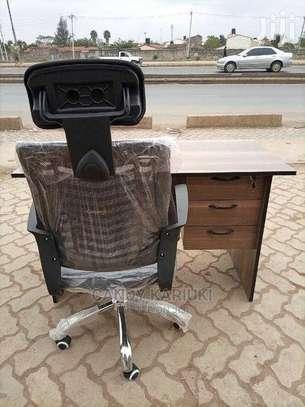 Classy Headrest Office Chair image 1