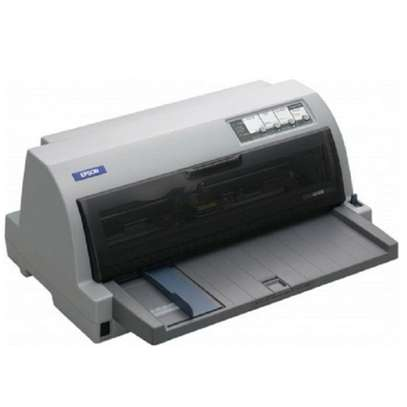 Epson LQ 690 Dot Matrix Printer image 1