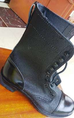 #Security Boots