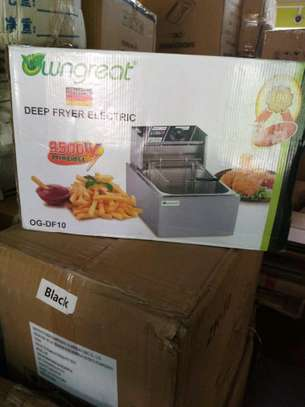 5ltrs electric deep fryer/deep fryer/deep fryer electric