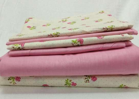 Turkish Pure cotton fitted bedsheets image 9