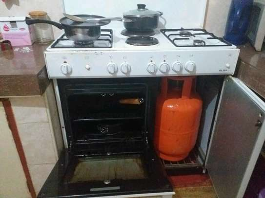 cooker and 13kg TOTAL gas cylinder