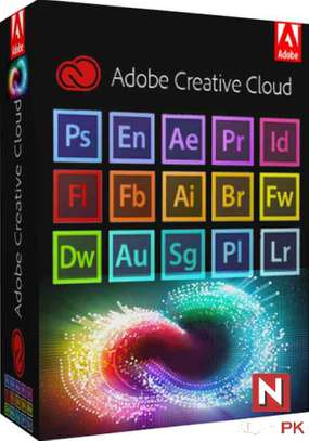 Adobe Master Collection CC 2019 image 1