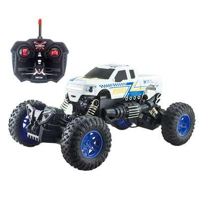 Children's remote control toy rock climber four-wheel image 7