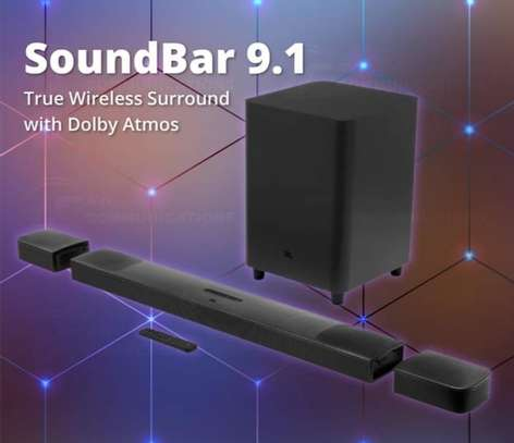 JBL detachable 9.1 soundbar