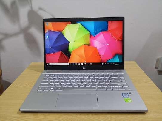 HP Pavilion - 15 Intel® Core™ i5-8 GB RAM 1 TB HDD