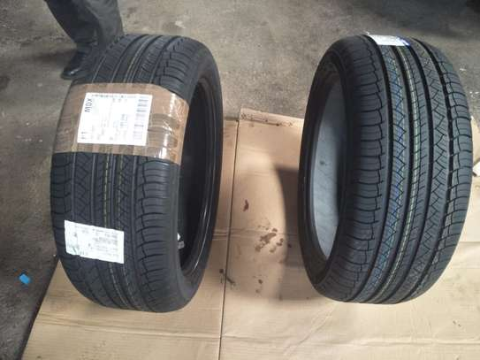 245/45Z R20 Michelin Tyres Is Made In USA image 2