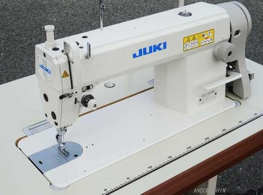 Juki DDL-8700 7 Single Sewing Machine With Servo Motor +1 image 1