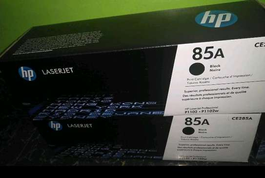 Perfect yielding HP 85A cartridges image 1