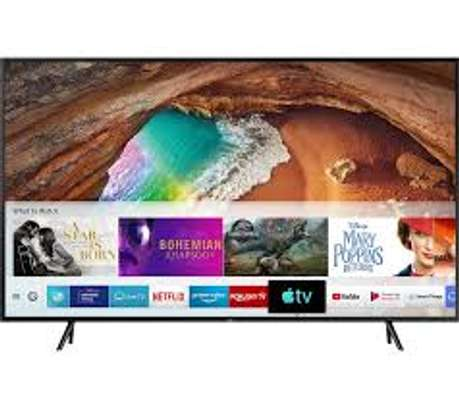 """SYNIX 55"""" FHD SMART ANDROID TV,NETFLIX,YOUTUBE,ALL APPS-55T730F-BLACK image 1"""