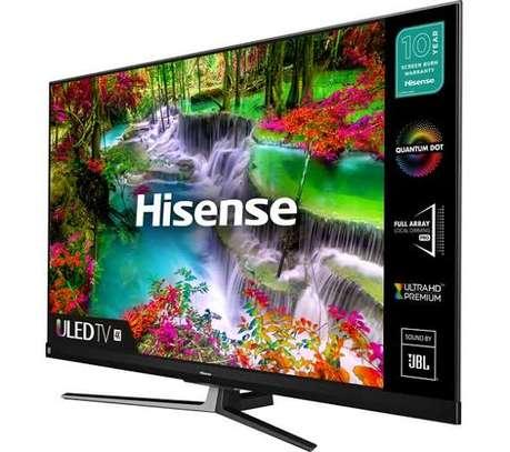 New 50 inch hisense smart 4k uled android tv cbd shop image 1