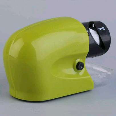 Electric knife sharpener image 1