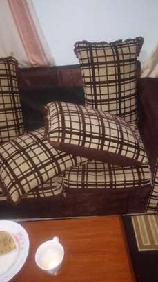 5 Seater Sofa Set / Couch