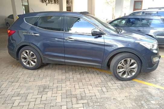 Hyundai Santa Fe 2.4 4WD image 8