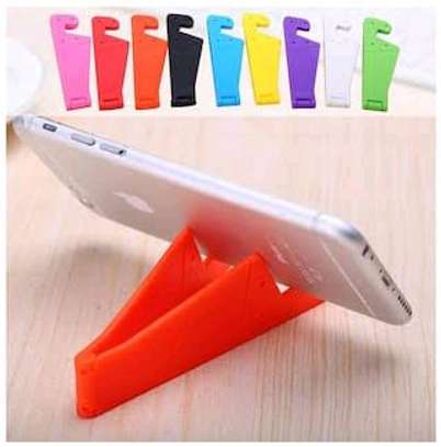 V Shape Foldable Mobile Phone Stand image 7