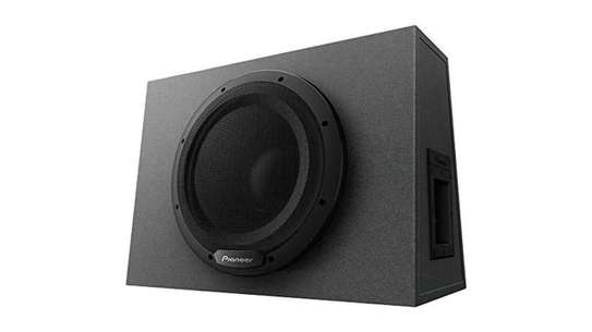 """Pioneer TS-WX1210A  12"""" Amplified Active Subwoofer with Enclosure 1300w image 1"""