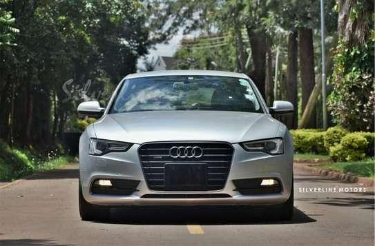 Audi A5 2013 image 1