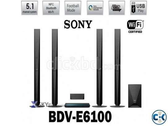 New Sony BDV-E6100  Blu ray HomeTheatre image 1