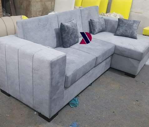 5 Seater L-shaped sofas image 1