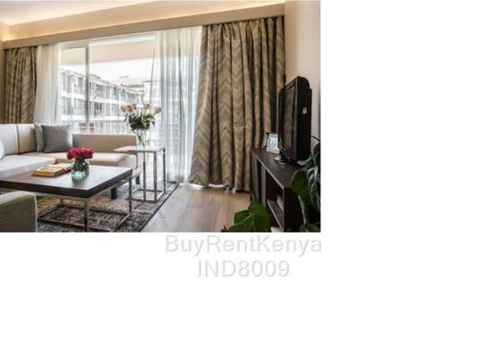 Furnished 1 bedroom apartment for rent in Rhapta Road image 3
