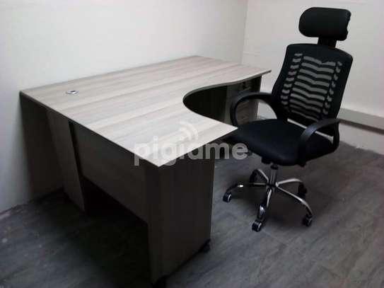Reception desk image 5