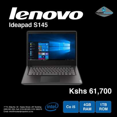 Lenovo ideapad S145 core i5 Laptop For sale image 1