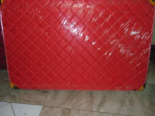 6*6*8 EXTRA HIGH DENSITY QUILTED MATTRESS (FREE HOME DELIVERY) image 1