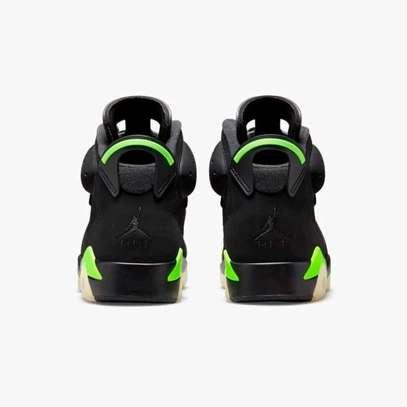 Original Nike Jordan Air Jordan 6 Retro Electric Green image 4
