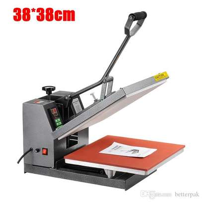 38*38cm High Pressure Automatic T-shirt Heat Transfer Printing Machine