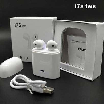 i7s Bluetooth headset image 1