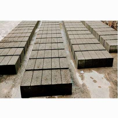 Machine Concrete Blocks