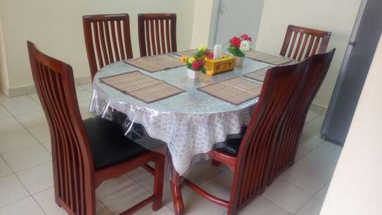 Dinning Table (6 Chairs)