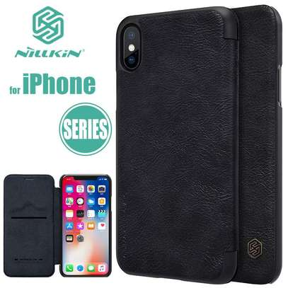 Nillkin Qin Series Leather Luxury Wallet Pouch For iPhone XR and iPhone XS Max image 7