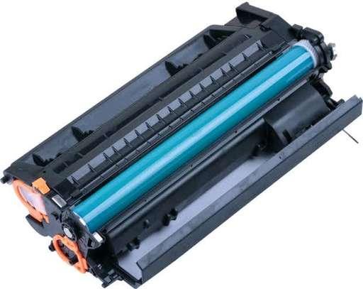 05A toner cartridge black only CE505A printer number P2055 P2035 image 9