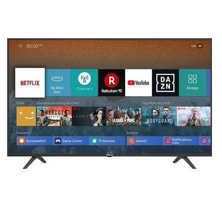 43 inch Hisense Smart Full HD Frameless LED TV - 43A6000F - With Free Wall Bracket