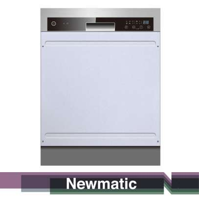 Newmatic Dish Washer (Dented) image 1