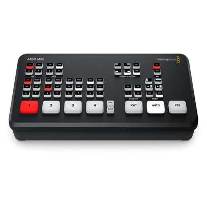 ATEM Mini HDMI Live Stream Switcher image 2