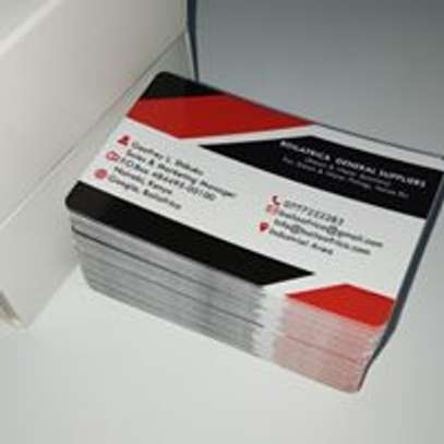 BUSINESS CARD DESIGNING & PRINTING image 1