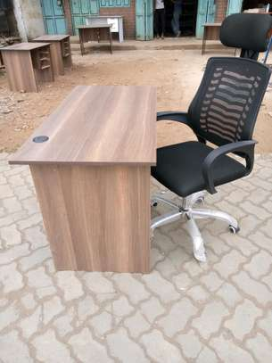 Office desk 1.2mtr+ chair on sale image 1