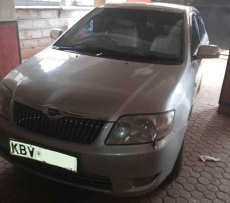 Mint Toyota Corolla Luxel up for grabs