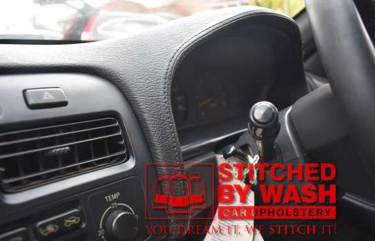 Car Interior Upholstery image 7