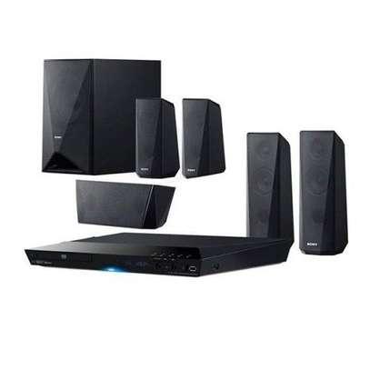 Sony DAV-DZ350 1000W 5.1CH HOMETHEATRE SYSTEM, - Black image 2
