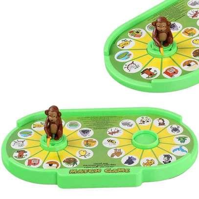 Kids Children Educational Monkey Match Game Toy image 7