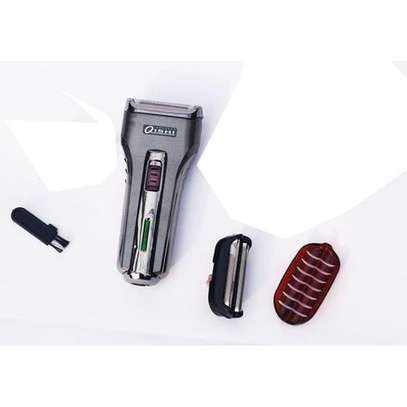 Rechargable Shaver/Smother - Grey image 1